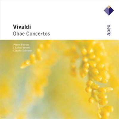 비발디 : 오보에 협주곡 (Vivaldi : Oboe Concertos) - Pierre Pierlot