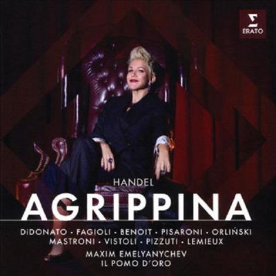 헨델: 오페라 '아그리피나' (Handel: Opera 'Agrippina') (3CD) - Joyce DiDonato