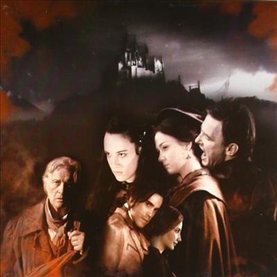 Claudio Simonetti - Dracula (드라큘라) (Soundtrack)(CD+Pal DVD)