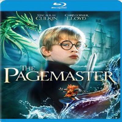 The Pagemaster (페이지마스터) (한글무자막)(Blu-ray) (1994)