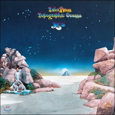 Yes (예스) - Tales From Topographic Oceans [2 LP]