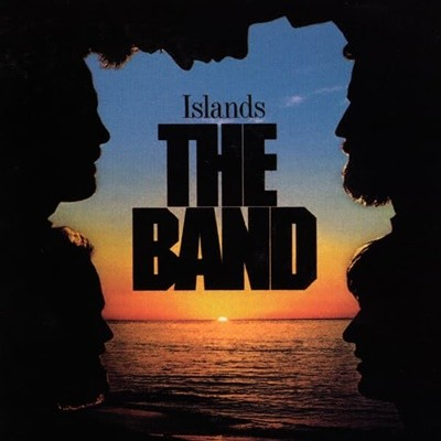 The Band(더 밴드) - The Band Islands (일본반)