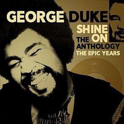 George Duke - Shine On: Anthology - Epic Years 1977-1984 (2CD)