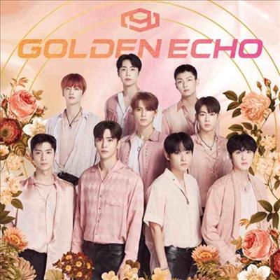 에스에프나인 (SF9) - Golden Echo (CD+Booklet) (초회한정반 A)(CD)