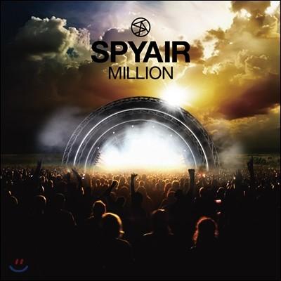 Spyair - Million (3집 초회한정반 B)