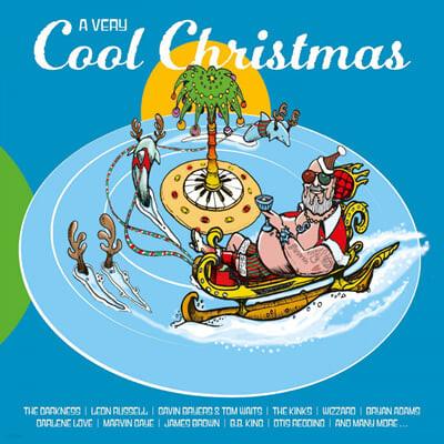 베리 쿨 크리스마스 (A Very Cool Christmas) [투명블루 & 옐로우 컬러 2LP]