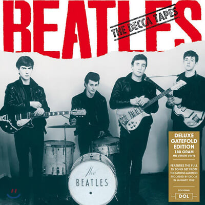 Beatles (비틀즈) - The Decca Tapes [LP]