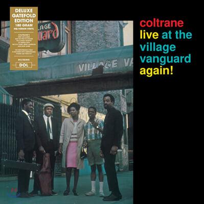 John Coltrane (존 콜트레인) - Live At The Village Vanguard Again! [LP]