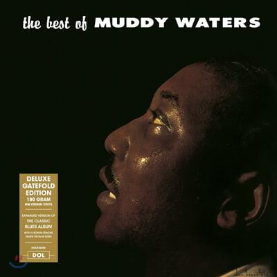 Muddy Waters (머디 워터스) - The Best Of Muddy Waters [LP]