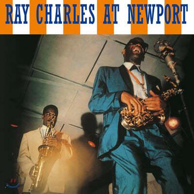 Ray Charles (레이 찰스) - At Newport [LP]