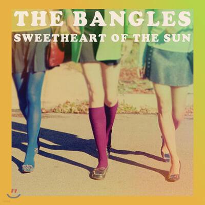 The Bangles (뱅글스) - Sweetheart of the Sun [퍼플 & 핑크 스월 컬러 LP]