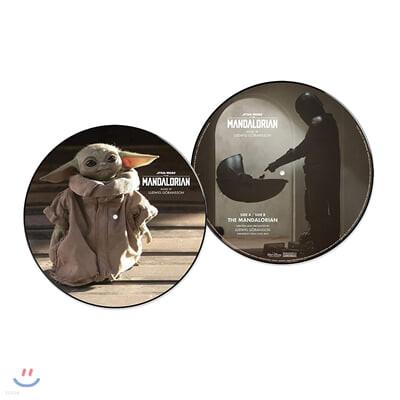 더 만달로리안 드라마음악 (The Mandalorian OST by Ludwig Goransson) [10인치 픽쳐 디스크 Vinyl]
