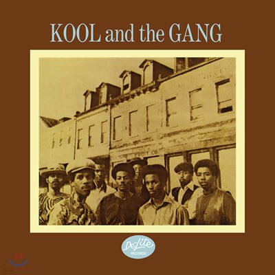 Kool & The Gang (쿨 앤 더 갱) - Kool and the Gang [크리미 컬러 LP]