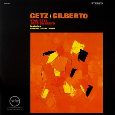 [중고 LP] Stan Getz & Joao Gilberto - Getz / Gilberto (Speakers Corner Records / 180g Virgin Vinyl)