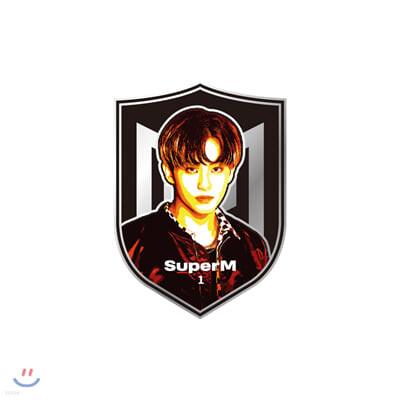 [MARK] SuperM SuperOne 카툰뱃지