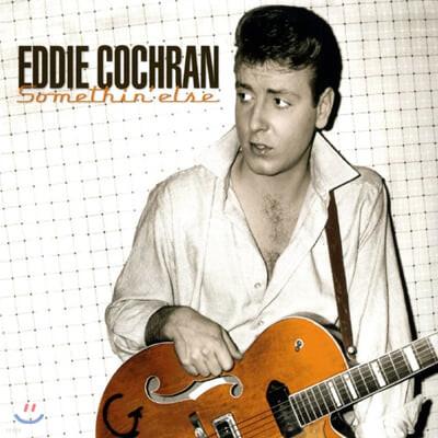 Eddie Cochran (에디 코크런) - Somethin Else [2LP]