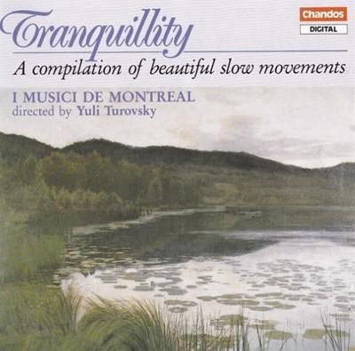 I Musici de Montreal 가을 안단테 - 바흐 / 페르골레지 (Tranquillity - A compilation of Beautiful Slow Movements)