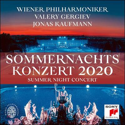 2020 빈 필하모닉 여름 음악회 [썸머 나잇 콘서트] (Summer Night Concert 2020 - Valery Gergiev)
