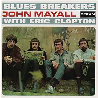John Mayall & The Bluesbreakers - Bluesbreakers with Eric Clapton (180G)(LP)