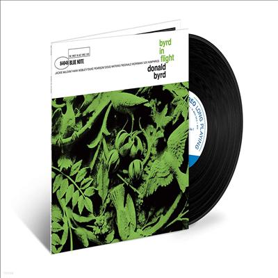 Donald Byrd - Byrd In Flight (Blue Note Tone Poet Series) (180g LP)