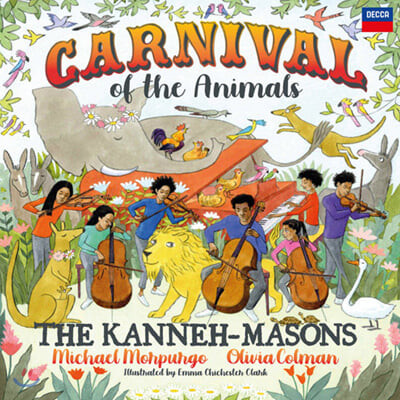 Sheku Kanneh-Mason 생상스: 동물의 사육제 (Saint-Saens: Carnival)