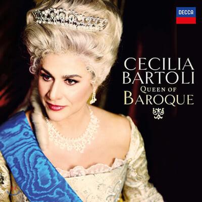 Cecilia Bartoli 체칠리아 바르톨리 - 바로크 아리아 모음집 (Queen of Baroque)