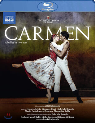부베니체크: 창작발레 '카르멘' (Jiri Bubenicek: Carmen - A Ballet In Two Acts)