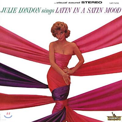 Julie London (줄리 런던) - Latin In A Satin Mood [2LP]