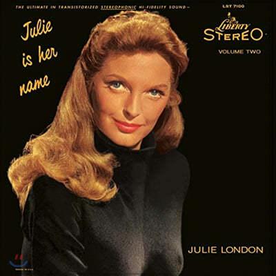 Julie London (줄리 런던) - Julie Is Her Name Vol.2