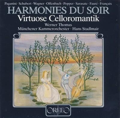 Harmonies Du Soir - Virtuose Celloromantik