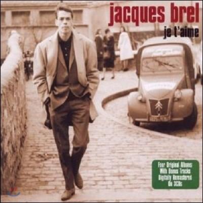 Jacques Brel - Je T'aime