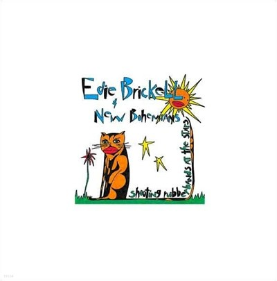 [수입] Edie Brickell & New Bohemians - Shooting Rubberbands At The Stars