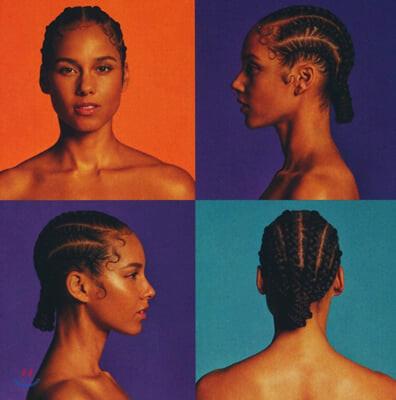 Alicia Keys (앨리샤 키스) - 7집 Alicia