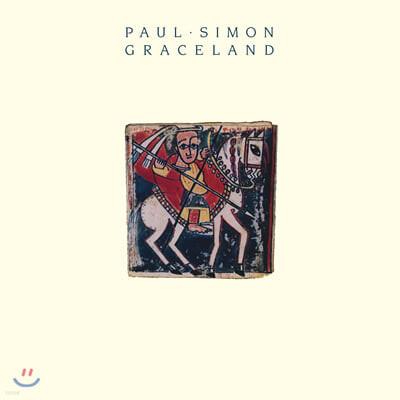 Paul Simon (폴 사이먼) - Graceland [투명 컬러 LP]
