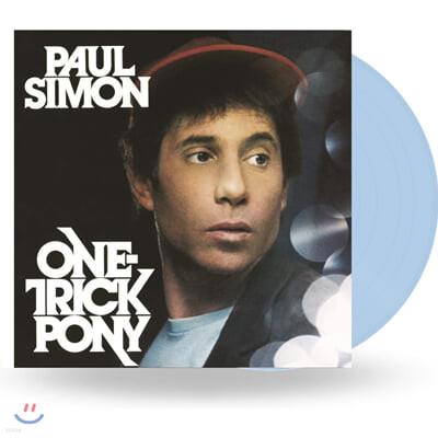 Paul Simon (폴 사이먼) - One Trick Pony [라이트 블루 컬러 LP]