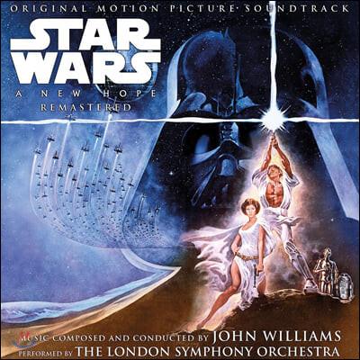 스타워즈: 새로운 희망 영화음악 (Star Wars: A New Hope OST by John Williams 존 윌리엄스) [2LP]