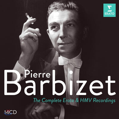 Pierre Barbizet 피에르 바르비제 에라토 녹음 전집 (The Complete Erato & HMV Recordings)