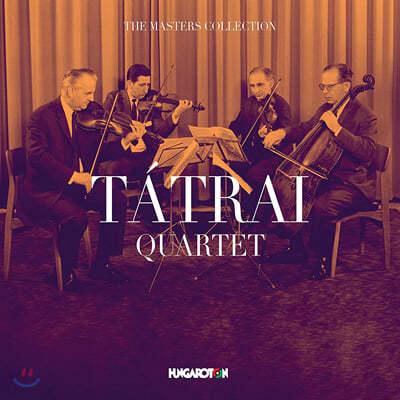 타트라이 사중주단 마스터스 콜렉션 (The Masters Collection - Tatrai Quartet)
