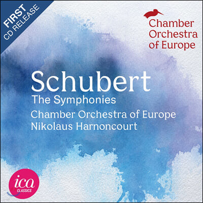 Nikolaus Harnoncourt 슈베르트: 교향곡 전곡 - 니콜라우스 아르농쿠르 (Schubert: The Symphonies)