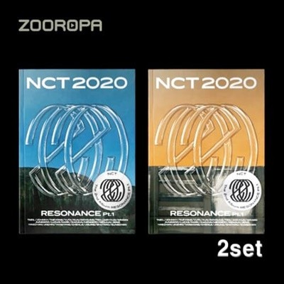 [2종세트/미개봉] 엔시티 NCT The 2nd Album RESONANCE Pt.1 (더 세컨드 앨범 레조넌스 파트1)