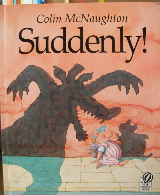 Suddenly - A Preston Pig Story