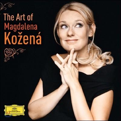 Magdalena Kozena 막달레나 코제나 베스트 앨범 (The Art of Magdalena Kozena)