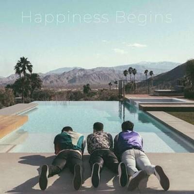 [미개봉] Jonas Brothers - Happiness Begins 수입