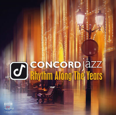 Concord Jazz 레이블 2020 컴필레이션 앨범 (Concord Jazz - Rhythm Along the Years) [2LP]