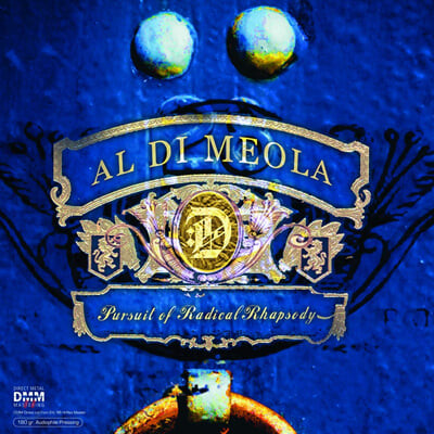 Al Di Meola (알 디 메올라) - Pursuit Of Radical Rhapsody [2LP]