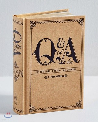 Q & A a Day : 5-year Journal