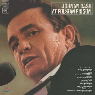 Johnny Cash (조니 캐시) - At Folsom Prison [LP]