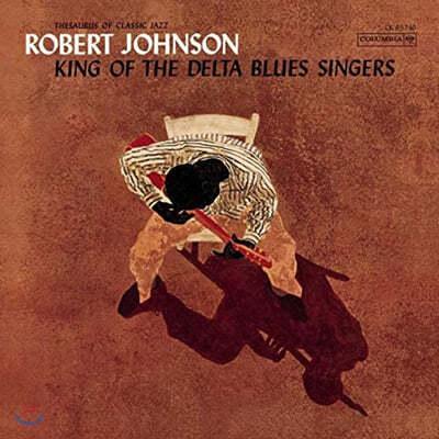 Robert Johnson (로버트 존슨) - King Of The Delta Blues Singers [컬러 LP]