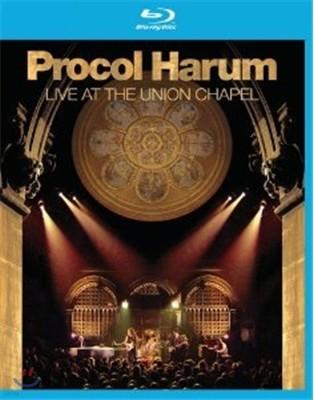 Procol Harum - Live At The Unicorn Chapel
