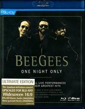 Bee Gees - One Night Only 비지스 1997년 라스베이거스 공연 실황 [블루레이]